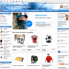 Naar GadgetHouse.nl